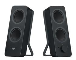 Logitech® Audio System 2.1 Z207 with Bluetooth - EMEA - BLACK