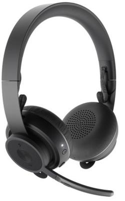 Logitech Zone Wireless Bluetooth® headset - GRAPHITE - EMEA