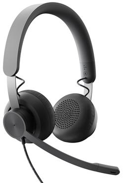 Logitech Zone Wired Teams - GRAPHITE - EMEA