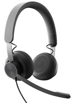 Logitech Zone Wired - GRAPHITE - EMEA