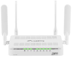 LANBERG ROUTER DSL AC1750 4X LAN 1GB 3T4R MIMO 2.4 & 5GHZ IPTV SUPPORT