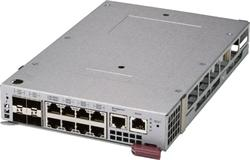 SUPERMICRO MicroBlade Switch Module (MBM-GEM-004) 4x 10Gbps SFP+ and 8x 1Gbps RJ45