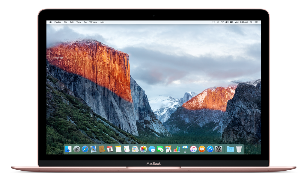 MMGL2CZ/A MacBook 12'' Core M3 1.1GHz/8GB/256GB/CZ Rose Gold