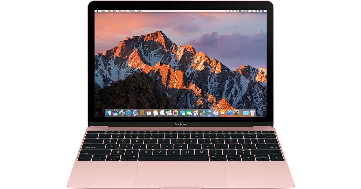 MNYM2CZ/A MacBook 12'' M3 1.2GHz/8GB/256GB/CZ Rose Gold