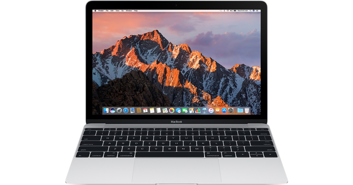 MNYH2SL/A MacBook 12'' M3 1.2GHz/8GB/256GB/SK Silver