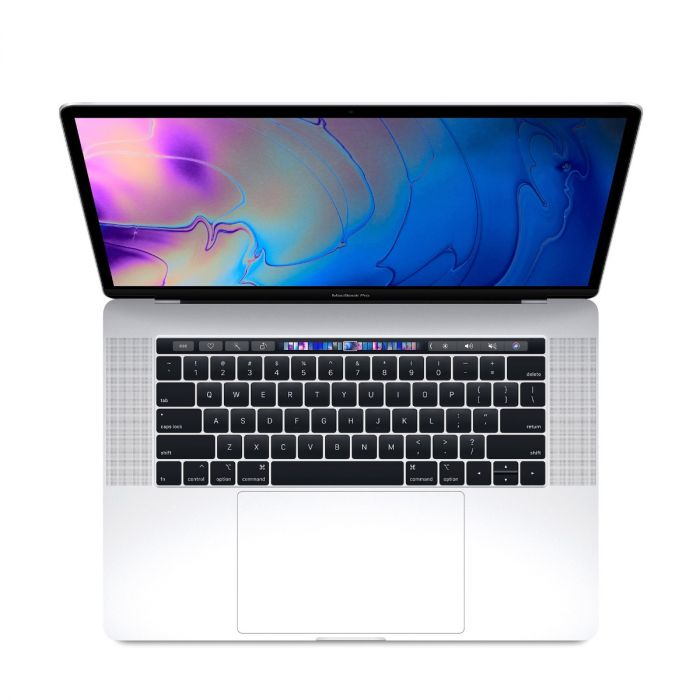MR972SL/A MacBook Pro 15'' i7 2.6GHz/16G/512/TB/SK/Silver