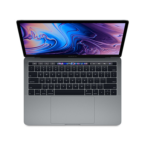 MR9Q2SL/A MacBook Pro 13'' i5 2.3GHz/8G/256/TB/SK/Sp.Gray