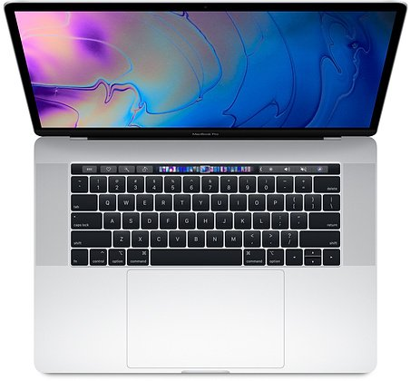 MV932SL/A MacBook Pro 15'' i9 2.3GHz/16G/512/TB/SK/Silver