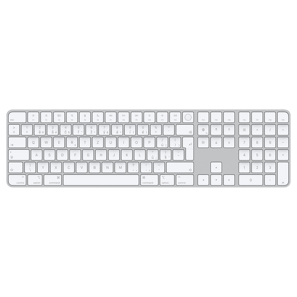 Magic Keyboard Numeric Touch ID - IE