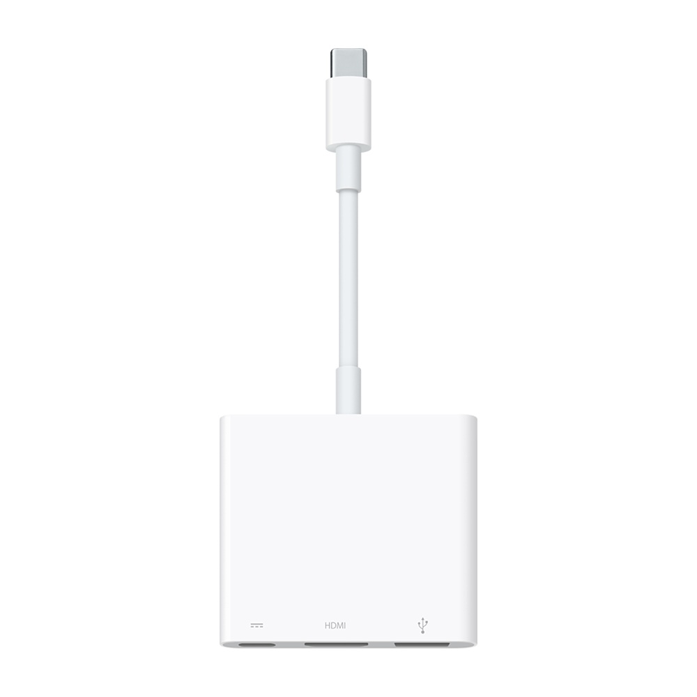 MJ1K2ZM/A USB-C Digital AV Multiport Adapter