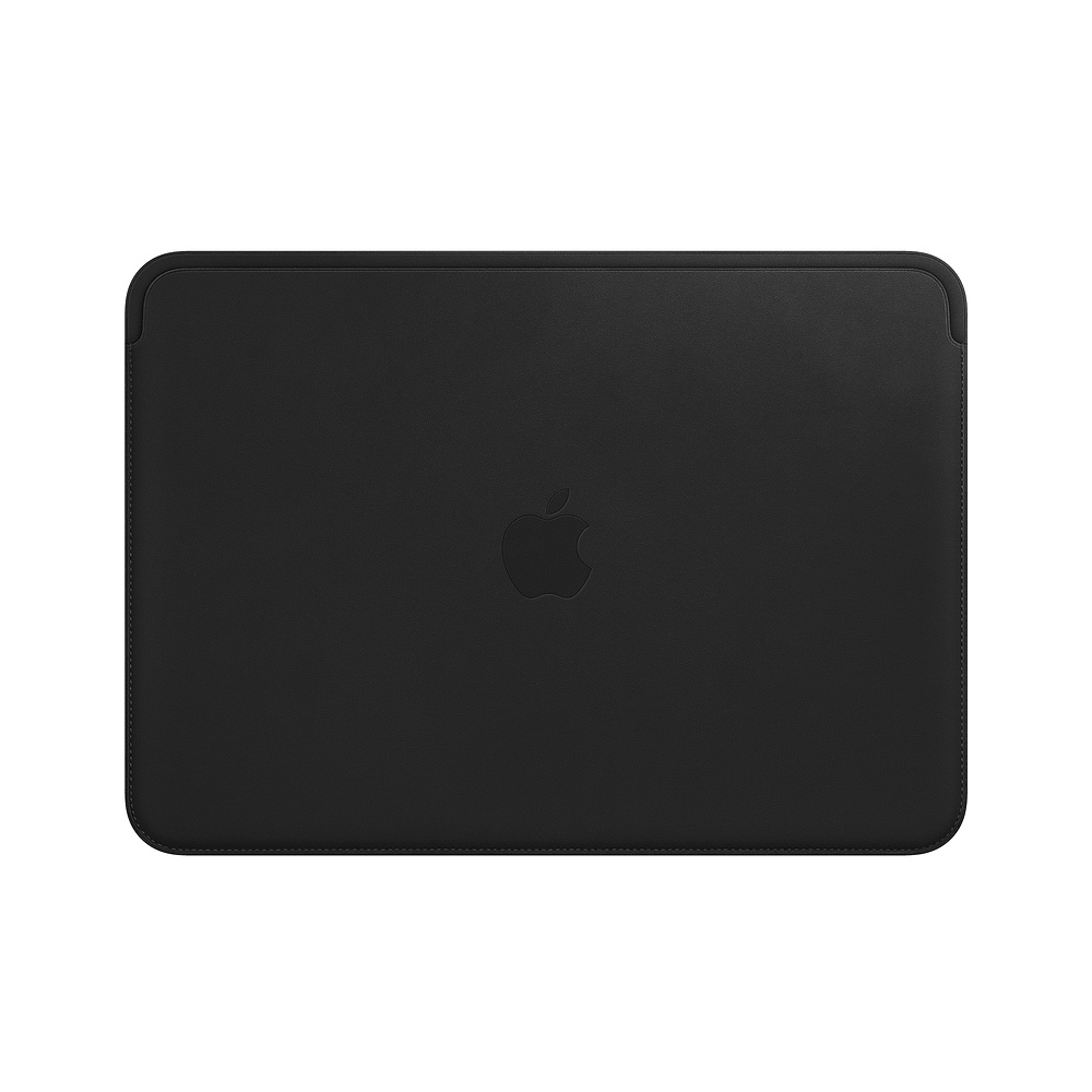 MTEG2ZM/A Leather Sleeve pro MacBook 12 - Black