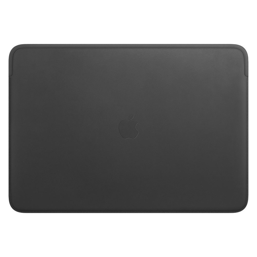 MWVA2ZM/A Leather Sleeve pro MacBook Pro 16 - Black