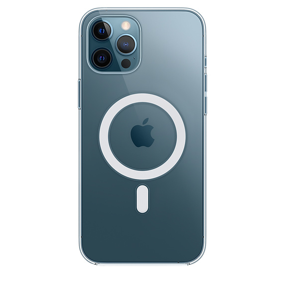 iPhone 12 Pro Max Clear Case with MagSafe / SK