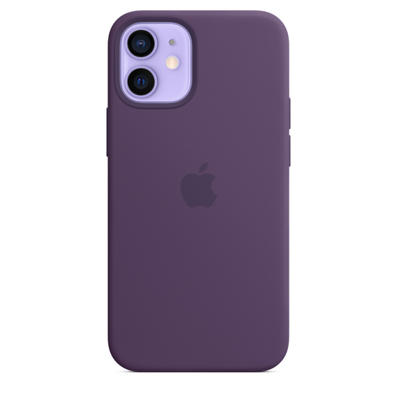 iPhone 12 mini Silicone Case wth MagSafe Amethyst