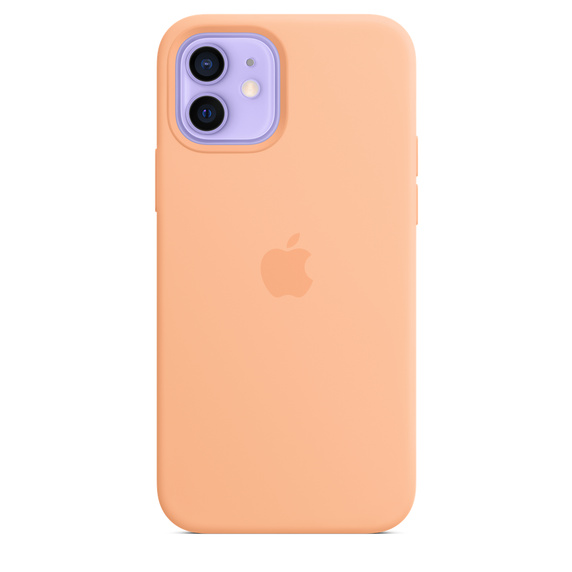 iPhone 12 12Pro Silicone Case wth MagSafe Cantal.