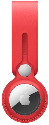 AirTag Leather Loop - (PRODUCT)RED / SK