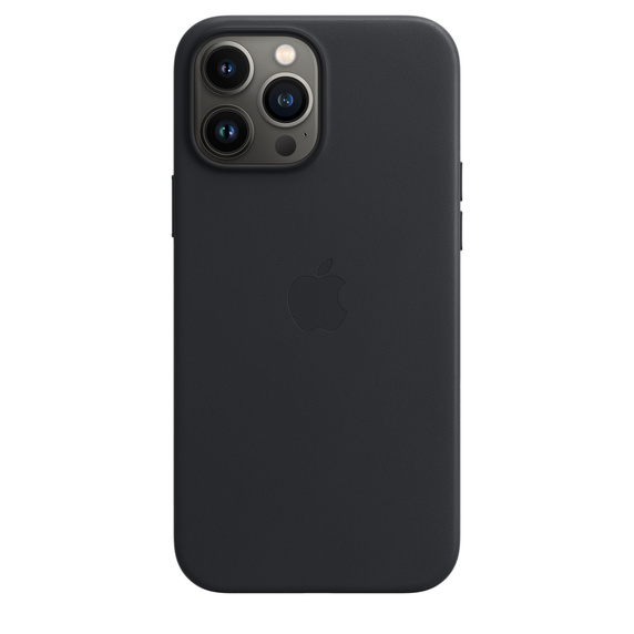 iPhone 13ProMax Lth Case w MagSafe - Midnight