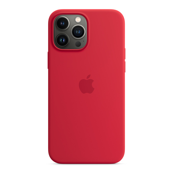 iPhone 13ProMax Silic. Case w MagSafe – (P)RED