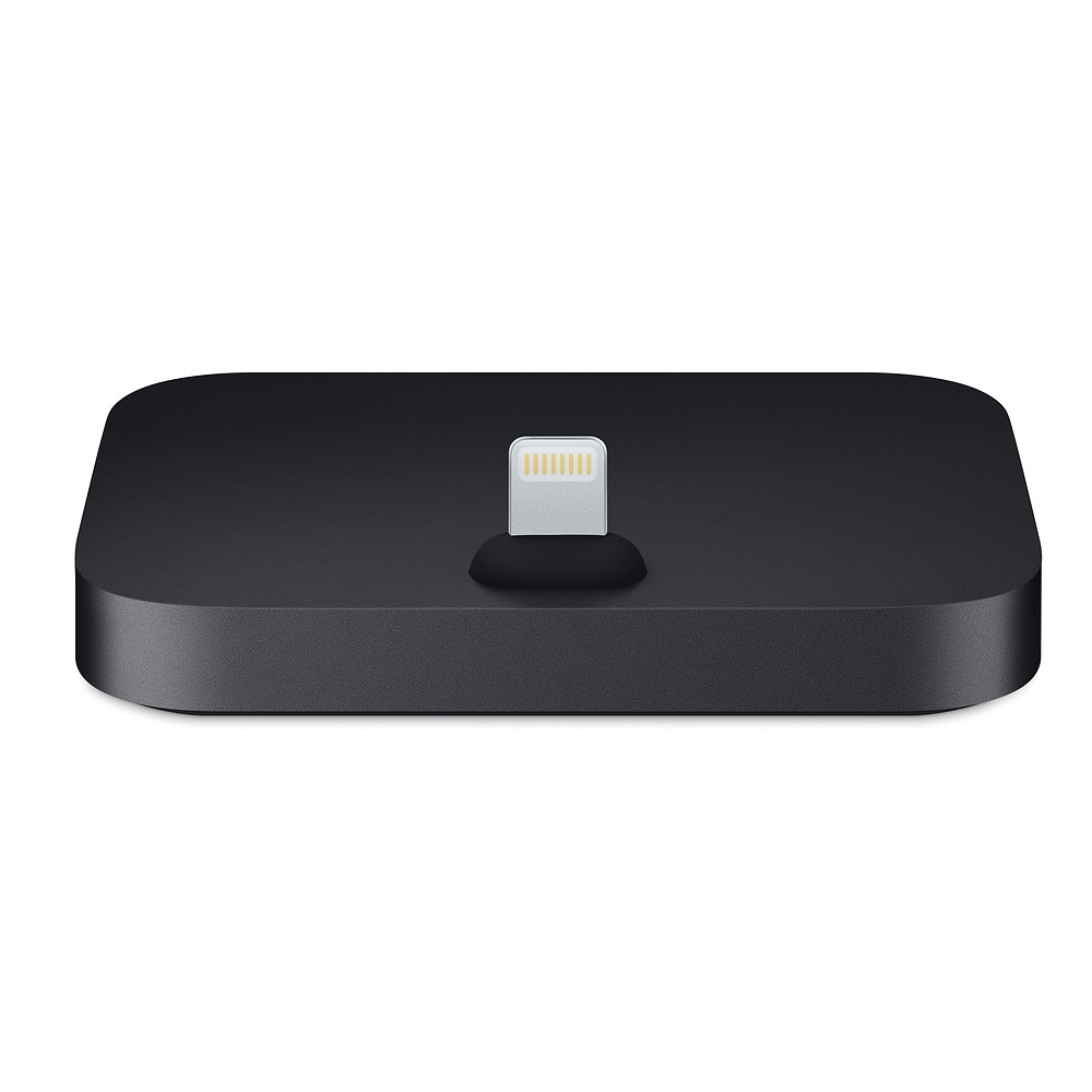 iPhone Lightning Dock - Black