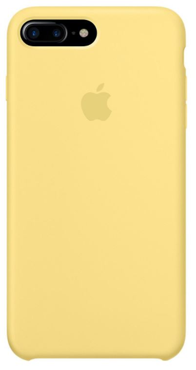 iPhone 7 Plus Silicone Case - Pollen