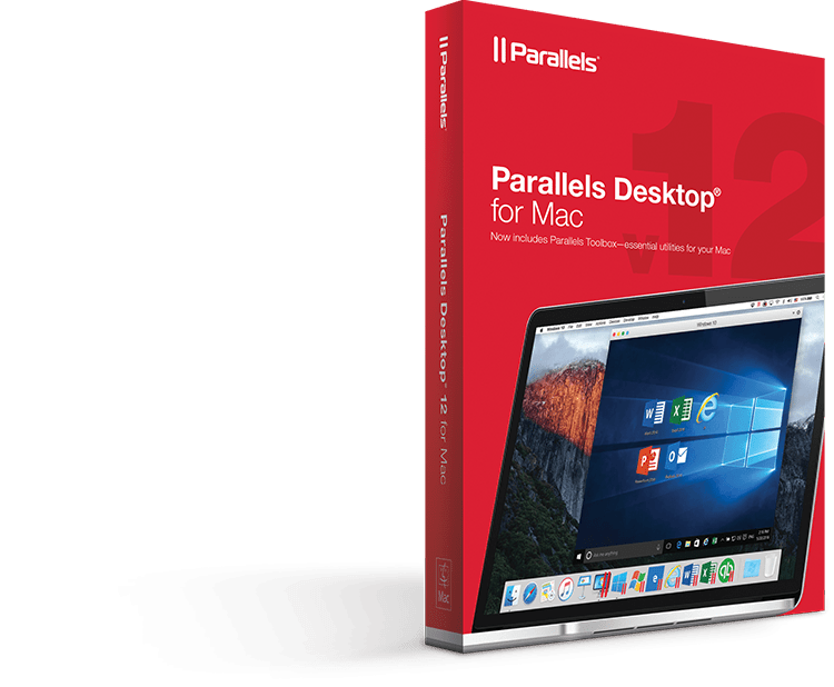 Parallels Desktop 12 for Mac Retail Box EU