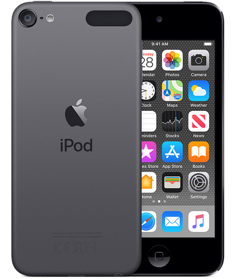 iPod touch 128GB - Space Grey