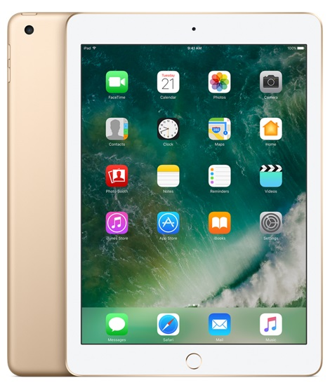 iPad Wi-Fi 128GB - Gold