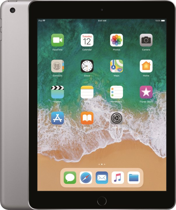 iPad Wi-Fi 128GB - Space Grey