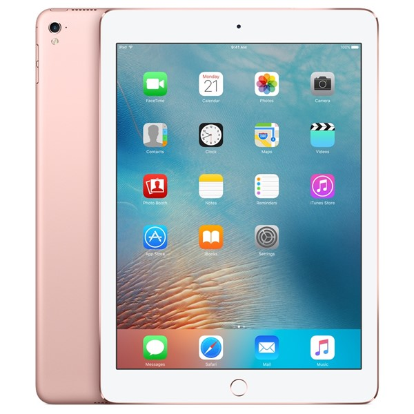 9.7'' iPad Pro Wi-Fi+Cell 256GB Rose Gold