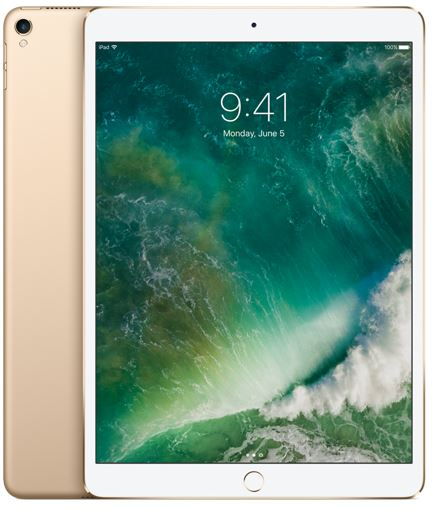 iPad Pro 10,5'' Wi-Fi+Cell 256GB - Gold
