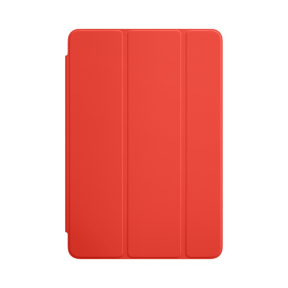 iPad mini 4 Smart Cover Orange