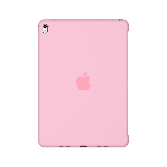 iPad Pro 9,7'' Silicone Case -Light Pink