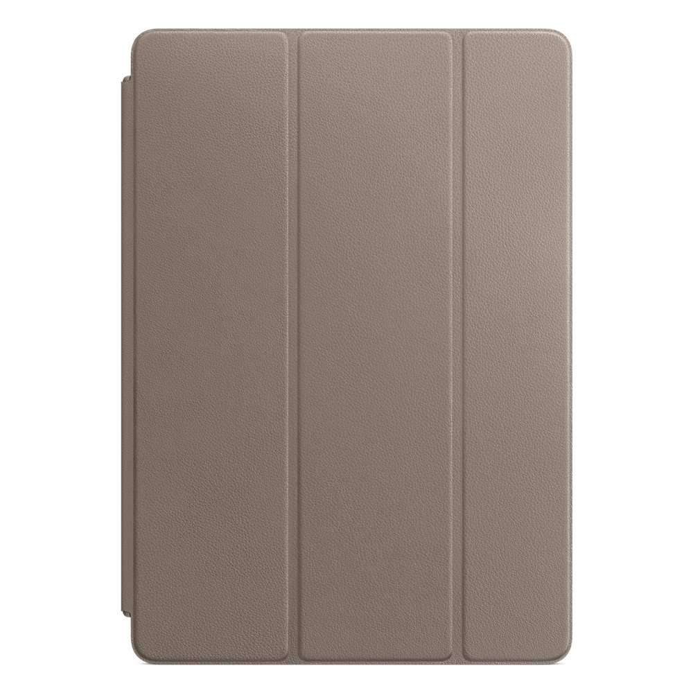 iPad Pro 10,5'' Leather Smart Cover - Taupe