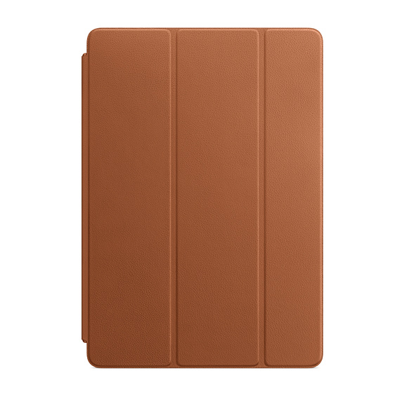 iPad Pro 10,5'' Leather Smart Cover - Saddle Brown