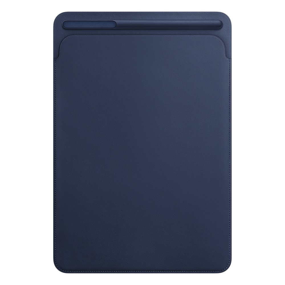 iPad Pro 12,9'' Leather Sleeve - Midnight Blue