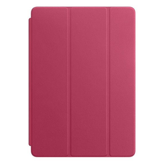 iPad Pro 10,5'' Leather Smart Cover - Pink Fuchsia