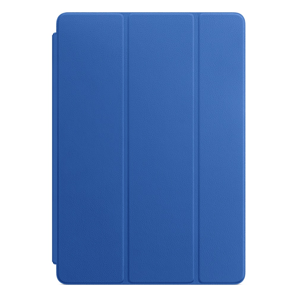 iPad Pro 10,5'' Leather Smart Cover - El. Blue