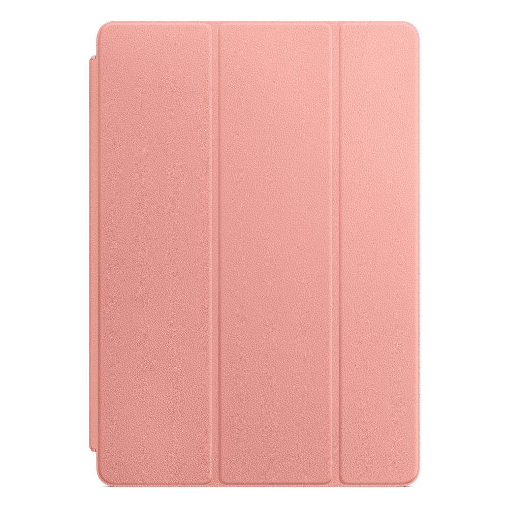 iPad Pro 10,5'' Leather Smart Cover - Soft Pink