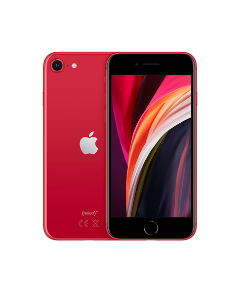 iPhone SE 64GB (PRODUCT)RED / SK