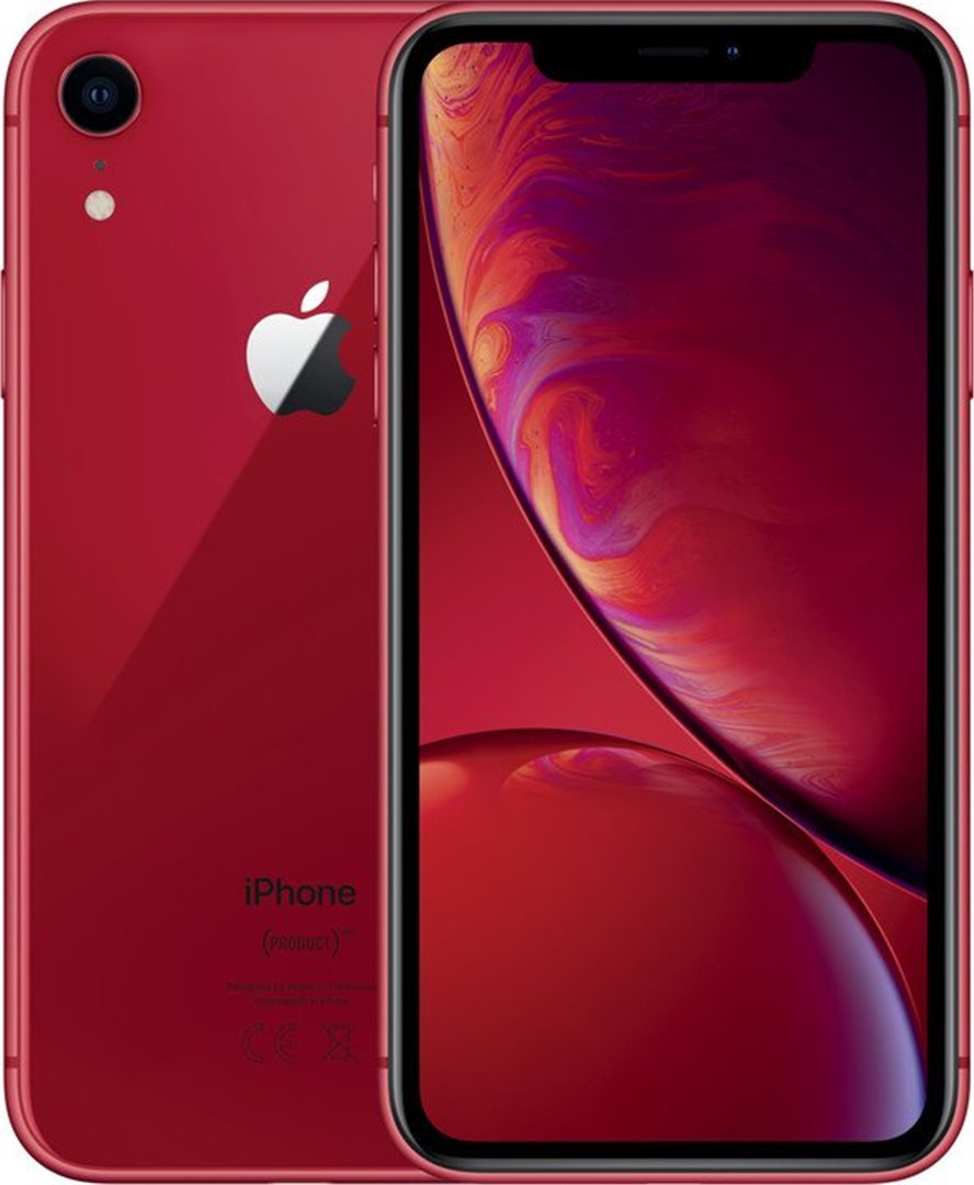 Apple iPhone XR 128GB Red / SK