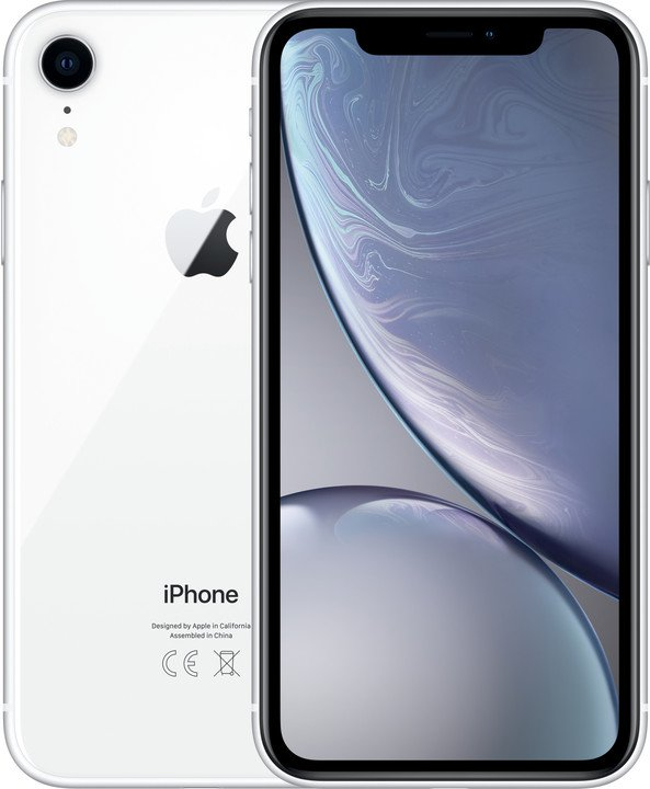 iPhone XR 256GB White