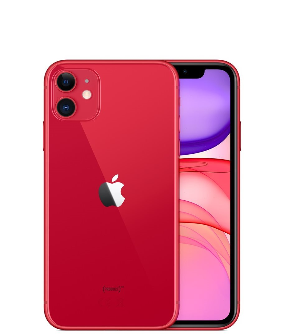 Apple iPhone 11 64GB Red / SK
