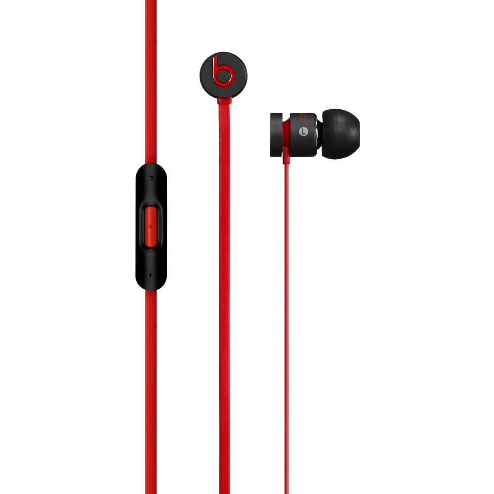 Beats urBeats In-Ear Headphones - Black