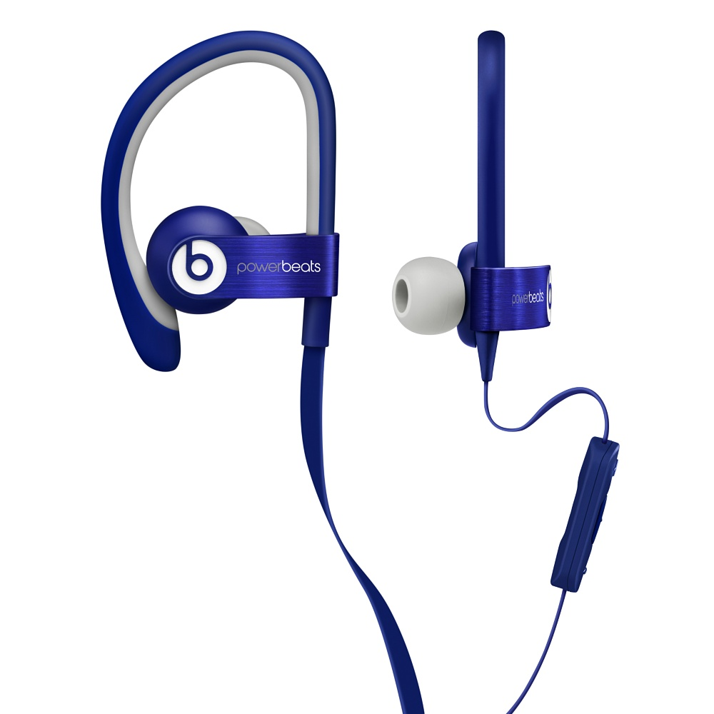 Beats PowerBeats In-Ear Headphones - Blue