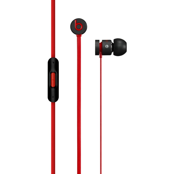 Beats urBeats 2 In-Ear Headphones - Matte Black