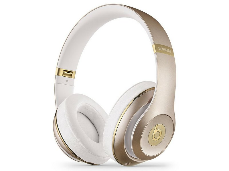 Beats Studio 2 Wireless Headphones - Gold