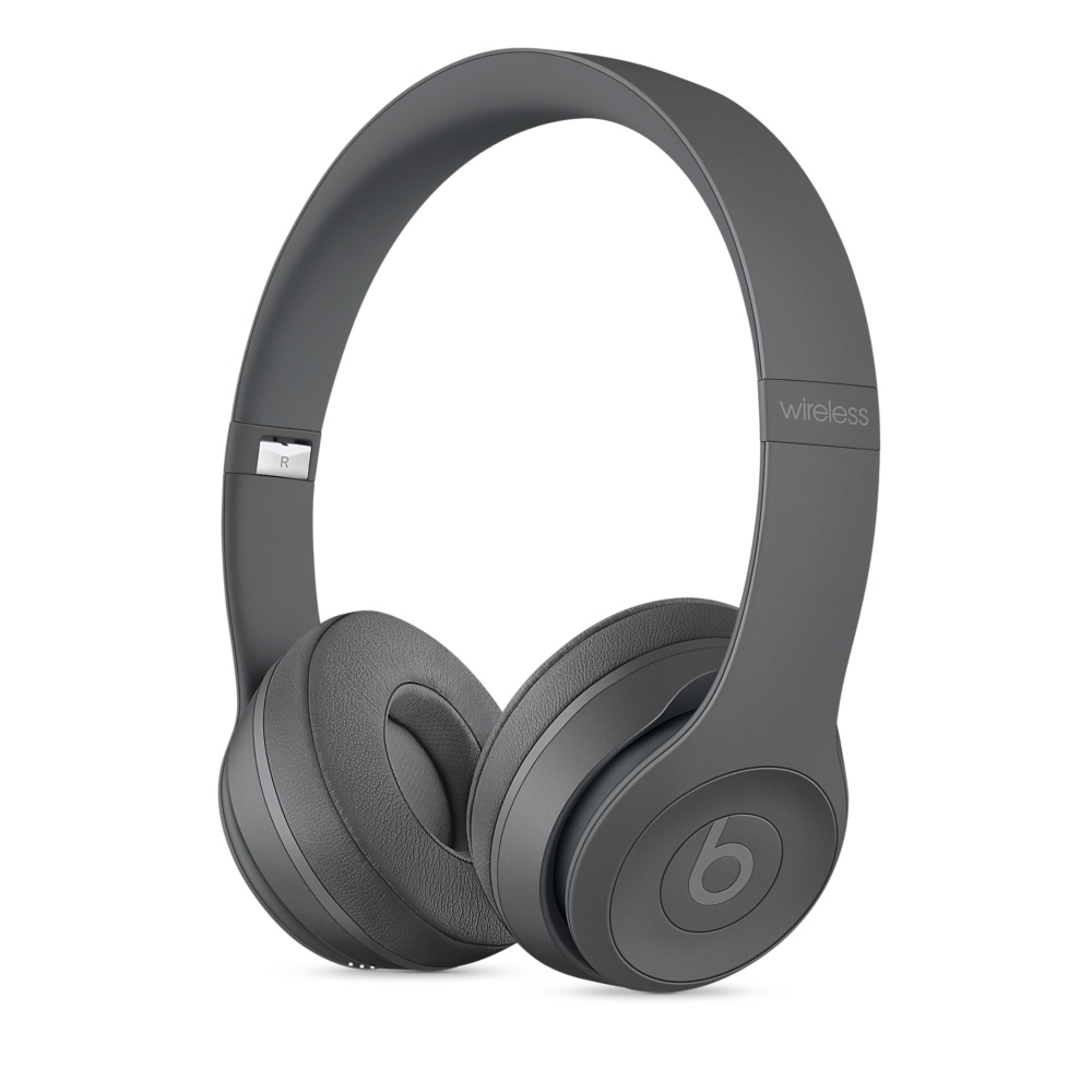 Beats Solo3 Wireless On-Ear Headphones - Asph Gray