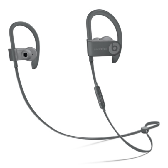 Powerbeats3 Wireless Earphones - NC- Asph Gray