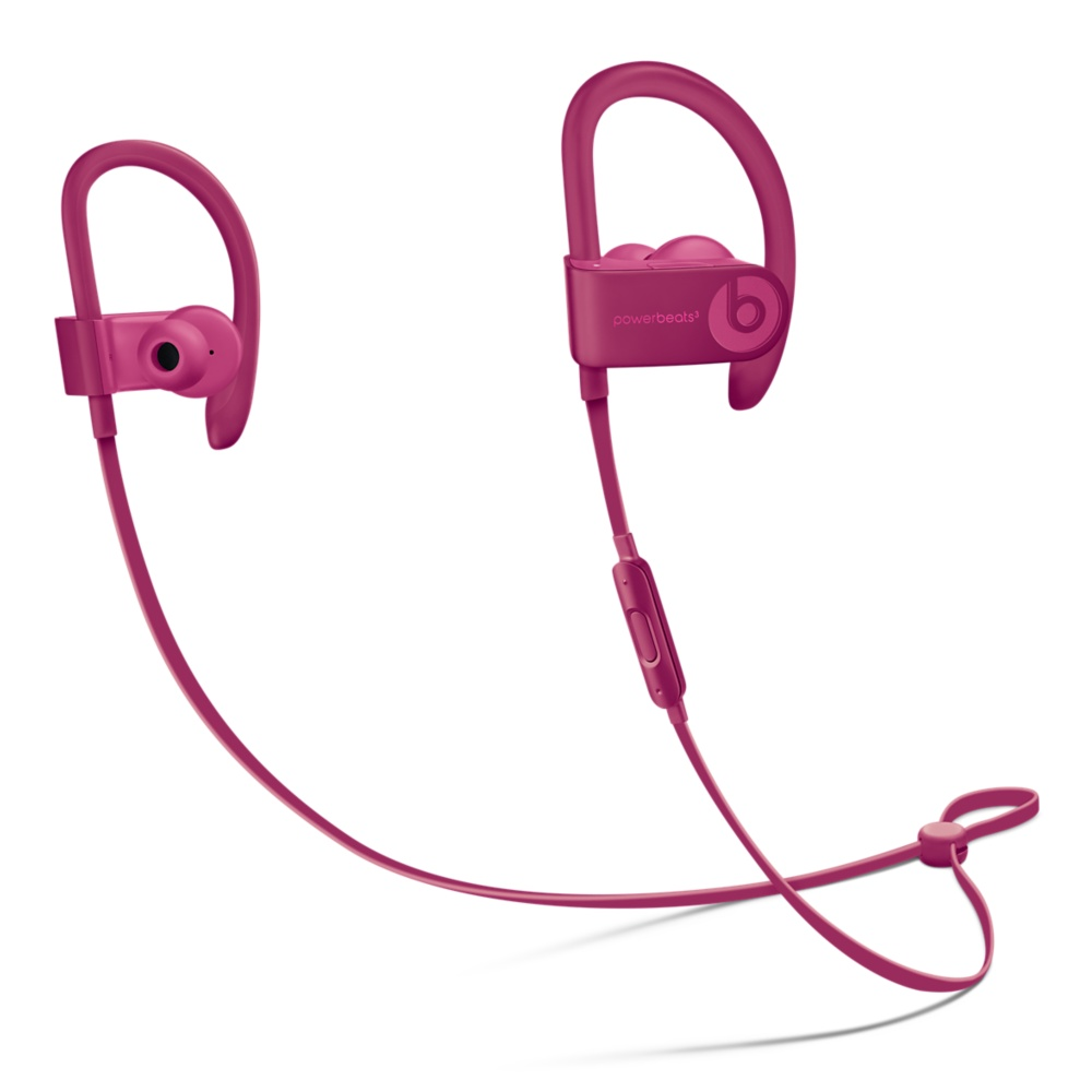 Powerbeats3 Wireless Earphones - NC- Brick Red