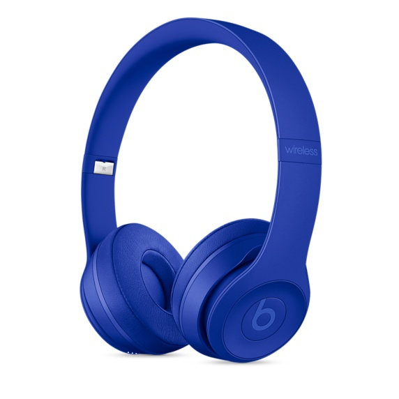 Beats Solo3 Wireless On-Ear Headphones - Break Bl